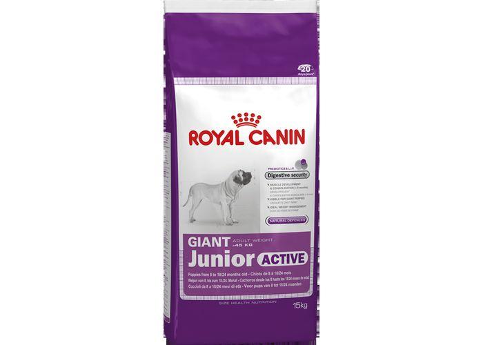 Корм royal canin giant adult 15кг