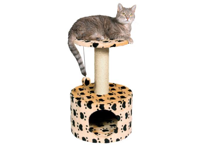 Простой кошачий домик фото